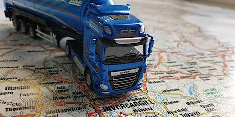 DAF E6 Roadshow Invercargill tickets