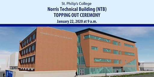 Norris Topping Out Ceremony