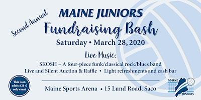 Maine Juniors Second Annual FUNdraising Bash