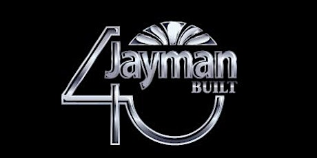 NEW Jayman BUILT 2020 Launch - West Secord & Secord tickets