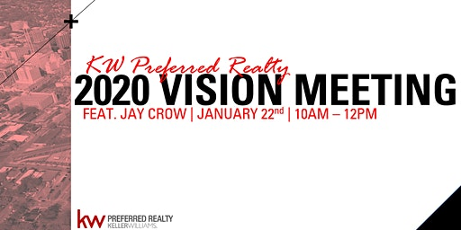 Vision Meeting With Jay Crow