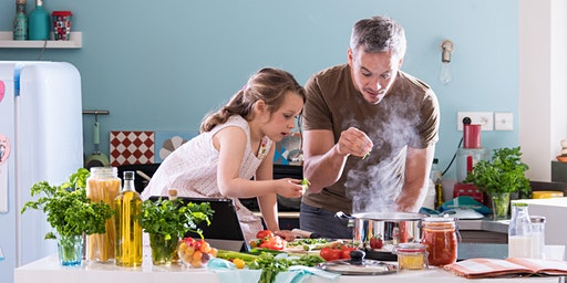 Parenting for Wellness Dinner Series: Cooking 101