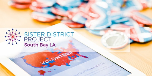 Sister District South Bay LA April 2020 Monthly Meeting