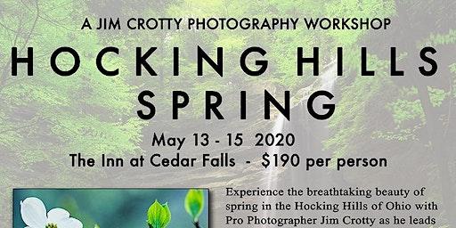 Hocking Hills Spring Photography Workshop May 2020
