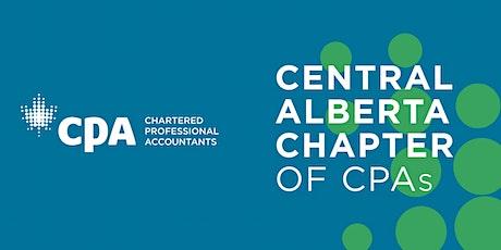 Central Alberta  CPA Graduation tickets