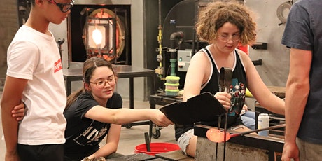 Youth Camp! Bubble Up: Intro to Glassblowing tickets