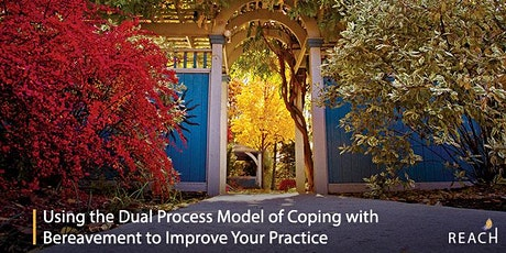 Using the Dual Process Model of Coping with Bereavement tickets