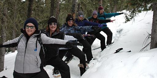 Women's Snowshoeing Trip with Wild Souls Yoga