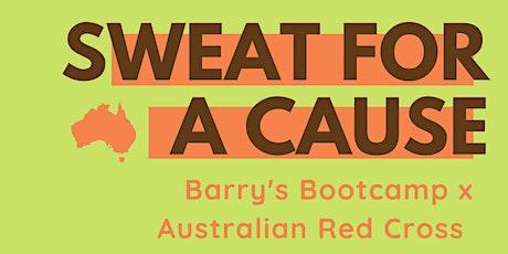 Australia Day x Barry's x Red Cross Fundraiser tickets