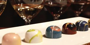 Valentine Chocolate & Wine Pairing at Merryvale