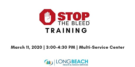 Stop the Bleed Training Training - March 2020 tickets