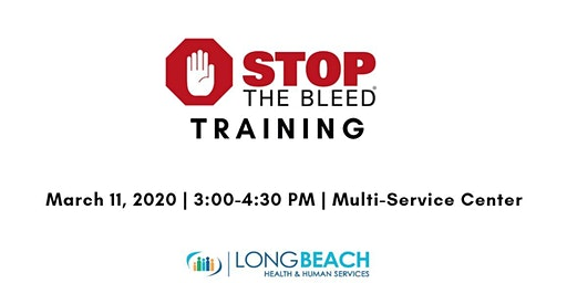 Stop the Bleed Training Training - March 2020