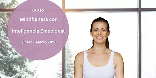 Curso Mindfulness con Inteligencia Emocional ENERO-MARZO