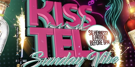 Kiss & Tell Sunday Vibe: #1 All Girl Party in ATL tickets