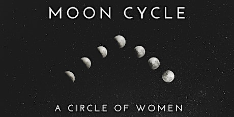 Moon Circle: 4 week course tickets