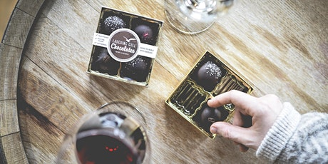 Be My Valentine: Chocolate & Wine Pairing with Laughing Gull tickets
