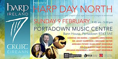 Harp Day North tickets