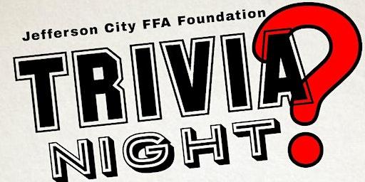 Jefferson City FFA Foundation Trivia Night