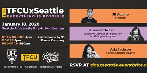 TFCUxSeattle: Everything Is Possible