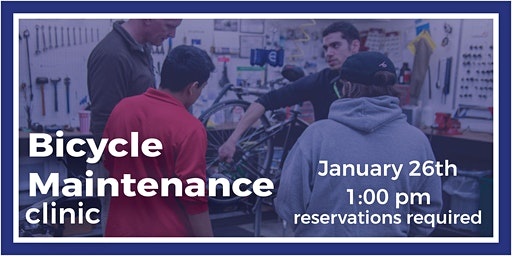 Bicycle Maintenance Clinic