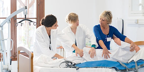 Patient Moving and Handling and CPR AED IHF Course Dublin tickets