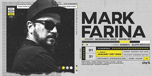 MARK FARINA [at] SITE 1A