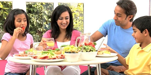 Parenting for Wellness Dinner Series: Happier Mealtimes