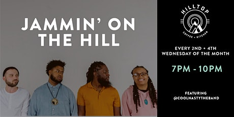 Hilltop Live Presents Jammin' on the Hill: Open Mic + Jam Session tickets