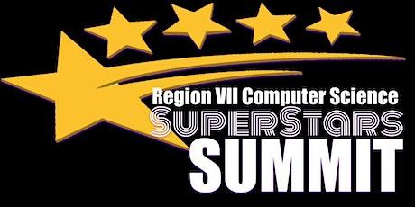 Region VII Computer Science SuperSTARS Summit tickets