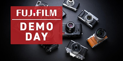 FUJIFILM Demo Day