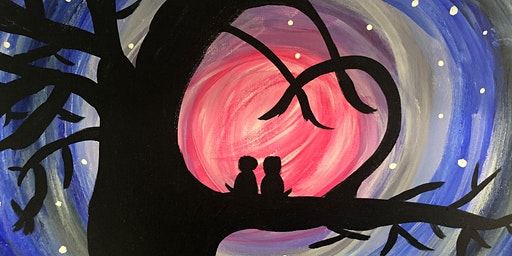 GMFD Association Fund Raiser PAINT NIGHT