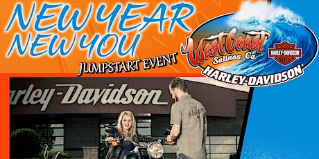 New Year New You! Jump Start Event! tickets