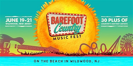 Barefoot Country Music Fest ingressos