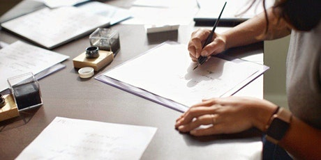 Beginner Pointed Pen Calligraphy Workshop tickets