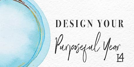 Design Your Purposeful Year : Vision Board Workshop tickets
