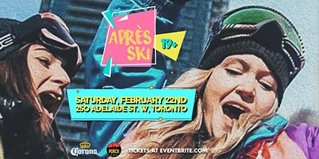 Après Ski 2020 at The Porch tickets