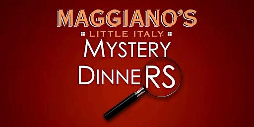 Murder Mystery - January Event