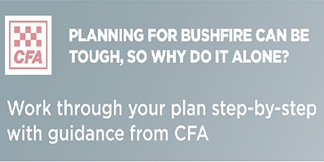 Badger Creek CFA Seasonal Update and Bushfire Planning Workshop tickets