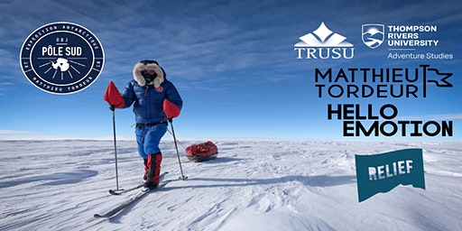 Matthieu Tordeur, South Pole Objective, The Movie