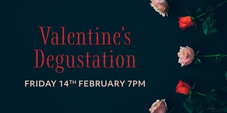 Farrier Valentine Degustation tickets