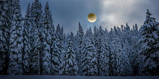 Sold Out Feb  8 Full Moon Candlelight Snowshoe