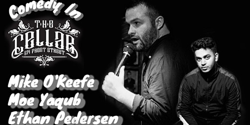 Comedy in The Cellar - Mike O'Keefe