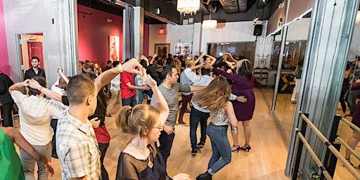 CLAS Alumni Happy Hour and Latin Dancing in Columbia Heights
