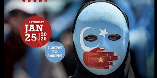 The Plight of the Uyghur Muslims - FREE EVENT
