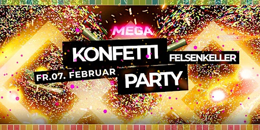 Mega Konfetti Party