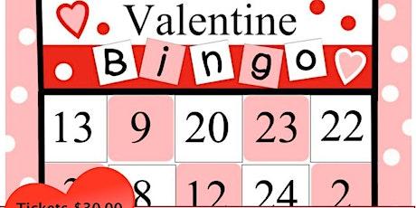 Devon Rotary- Valentine Bingo tickets