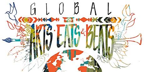CIC ArtWeek: Global Arts, Eats & Beats (India Edition) tickets