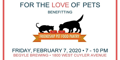 For the Love of Pets 2020