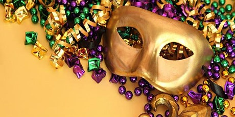 Mardi Gras Masquerade at Back Bay Social! tickets