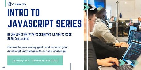 Intro to JavaScript - Learn to Code 2020 Challenge tickets